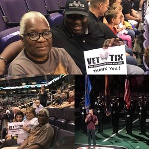 John Graves attended Arizona Rattlers vs. Green Bay Blizzard - IFL on Apr 21st 2018 via VetTix