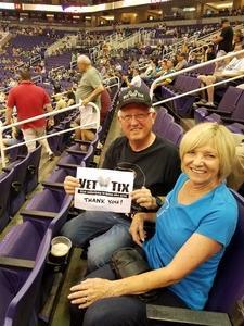 Robert attended Arizona Rattlers vs. Green Bay Blizzard - IFL on Apr 21st 2018 via VetTix