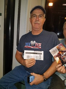 John V. attended Arizona Rattlers vs. Green Bay Blizzard - IFL on Apr 21st 2018 via VetTix