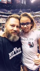 Brandon attended Arizona Rattlers vs. Green Bay Blizzard - IFL on Apr 21st 2018 via VetTix
