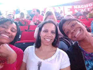 Lolita attended Bon Jovi - This House is not for Sale - Tour on Apr 24th 2018 via VetTix
