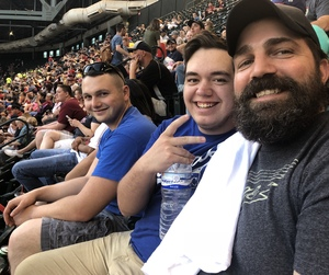 Eric attended Arizona Diamondbacks vs. San Diego Padres - MLB on Apr 21st 2018 via VetTix