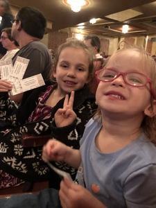 Ashleigh attended Femmes of Rock on May 4th 2018 via VetTix