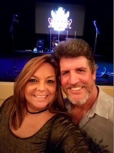 Christine attended Femmes of Rock on May 4th 2018 via VetTix