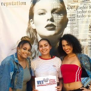Dawn attended Taylor Swift Reputation Stadium Tour on May 8th 2018 via VetTix