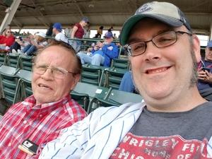 Kody attended Chicago Cubs vs. Atlanta Braves - MLB on May 14th 2018 via VetTix