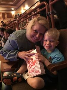 Alisha attended Paw Patrol Live! The Great Pirate Adventure - Presented by Vstar Entertainment on May 12th 2018 via VetTix