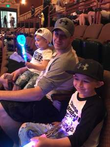kevin attended Paw Patrol Live! The Great Pirate Adventure - Presented by Vstar Entertainment on May 12th 2018 via VetTix