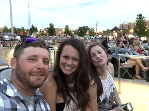 Josh attended Vance Joy on Tour - Lawn Seating on May 10th 2018 via VetTix