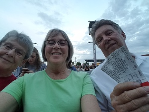 Willam attended Vance Joy on Tour - Lawn Seating on May 10th 2018 via VetTix
