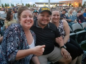 Alberto attended Vance Joy on Tour - Lawn Seating on May 10th 2018 via VetTix