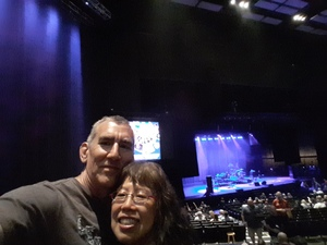 William and Dae attended Buddy Guy & Jonny Lang on May 13th 2018 via VetTix