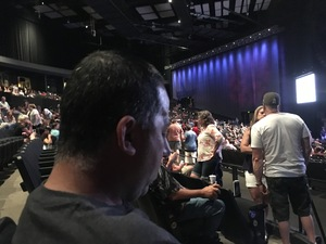 Stacy attended Buddy Guy & Jonny Lang on May 13th 2018 via VetTix