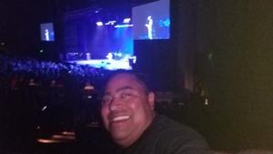 Frank Martinez attended Buddy Guy & Jonny Lang on May 13th 2018 via VetTix