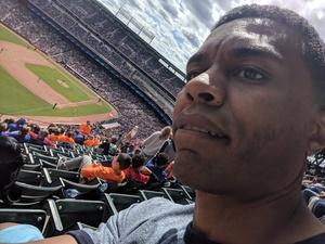 Kevin attended Texas Rangers vs. Seattle Mariners - MLB on Apr 22nd 2018 via VetTix