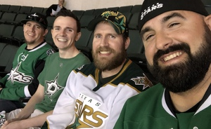 HARVEY attended Texas Stars vs. Ontario Reign - First Round Playoffs - AHL on Apr 19th 2018 via VetTix