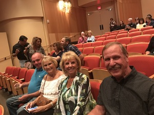 Bill attended Sgt. Pepper's 50th Anniversary With Classical Mystery Tour on Apr 20th 2018 via VetTix