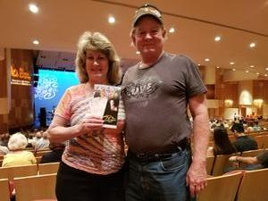 Patrick attended Sgt. Pepper's 50th Anniversary With Classical Mystery Tour on Apr 20th 2018 via VetTix