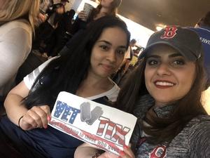 Kathy attended New York Yankees vs. Boston Red Sox - MLB on May 9th 2018 via VetTix