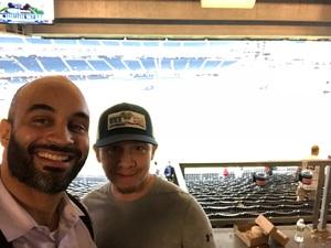 Ronal attended New York Yankees vs. Boston Red Sox - MLB on May 9th 2018 via VetTix