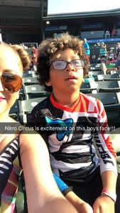 Melissa attended Nitro Circus - Next Level Tour on Jun 19th 2018 via VetTix