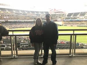 Scott attended Minnesota Twins vs. Toronto Blue Jays - MLB on May 1st 2018 via VetTix