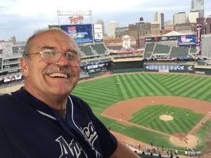 richard attended Minnesota Twins vs. Toronto Blue Jays - MLB on May 1st 2018 via VetTix