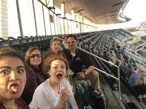 Stephen attended Minnesota Twins vs. Toronto Blue Jays - MLB on May 1st 2018 via VetTix