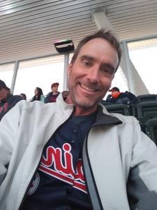 Chad attended Minnesota Twins vs. Toronto Blue Jays - MLB on May 1st 2018 via VetTix