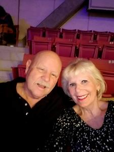 Doc and Debbie Simpson attended Little Big Town - the Breakers Tour With Kacey Musgraves and Midland on May 3rd 2018 via VetTix