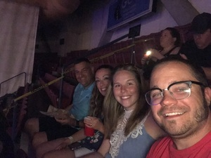 Jay attended Little Big Town - the Breakers Tour With Kacey Musgraves and Midland on May 3rd 2018 via VetTix