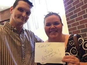 Chris attended Celebrating Bernstein - Presented by the Lexington Philharmonic on May 19th 2018 via VetTix