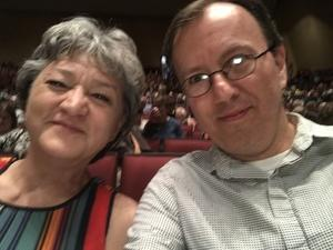 Thomas attended Celebrating Bernstein - Presented by the Lexington Philharmonic on May 19th 2018 via VetTix