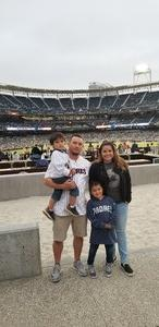 Chris attended San Diego Padres vs. Miami Marlins - MLB on May 30th 2018 via VetTix