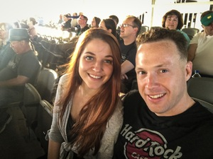 Christopher attended Skillet + for King and Country - Joy Unleashed Tour 2018 on May 4th 2018 via VetTix