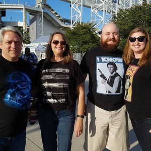 Bob attended Skillet + for King and Country - Joy Unleashed Tour 2018 on May 4th 2018 via VetTix