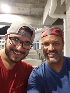 Ramon attended Skillet + for King and Country - Joy Unleashed Tour 2018 on May 4th 2018 via VetTix