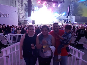 Jose attended Skillet + for King and Country - Joy Unleashed Tour 2018 on May 4th 2018 via VetTix