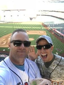 Todd attended Los Angeles Angels vs. Minnesota Twins - MLB on May 10th 2018 via VetTix