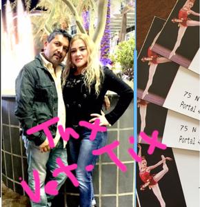 Jesse attended Ballet Arizona Presents All Balanchine 2018 - Friday Show on May 4th 2018 via VetTix