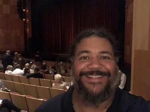 Steven attended Ballet Arizona Presents All Balanchine 2018 - Saturday Matinee Show on May 5th 2018 via VetTix