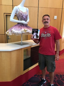 William attended Ballet Arizona Presents All Balanchine 2018 - Saturday Matinee Show on May 5th 2018 via VetTix