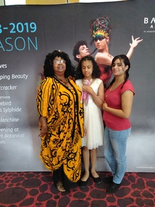 Suzanne attended Ballet Arizona Presents All Balanchine 2018 - Saturday Matinee Show on May 5th 2018 via VetTix
