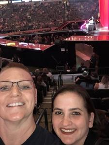 Donna attended P! Nk: Beautiful Trauma World Tour on May 2nd 2018 via VetTix