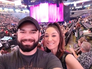 Steven attended P! Nk: Beautiful Trauma World Tour on May 2nd 2018 via VetTix