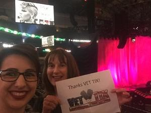 Stephens Family attended P! Nk: Beautiful Trauma World Tour on May 2nd 2018 via VetTix