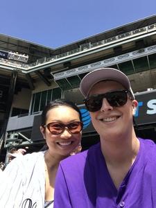 Melody attended Colorado Rockies vs. Cincinnati Reds - MLB on May 27th 2018 via VetTix