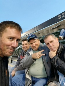Terence attended Oakland Athletics vs. Baltimore Orioles - MLB on May 4th 2018 via VetTix