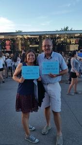 Paul Alexander SMSgt (Ret) attended Taylor Swift Reputation Stadium Tour on May 8th 2018 via VetTix