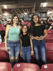 Jennifer attended Taylor Swift Reputation Stadium Tour on May 8th 2018 via VetTix